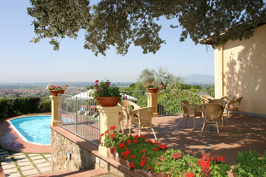 Collina Toscana Resort Agriturismo - Esterno struttura