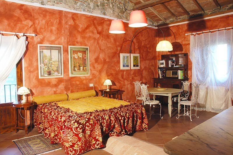 Collina Toscana Resort Agriturismo - Una camera