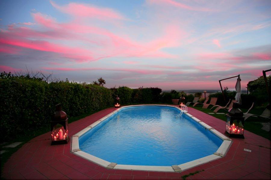 Collina Toscana Resort Agriturismo - Piscina all'aperto