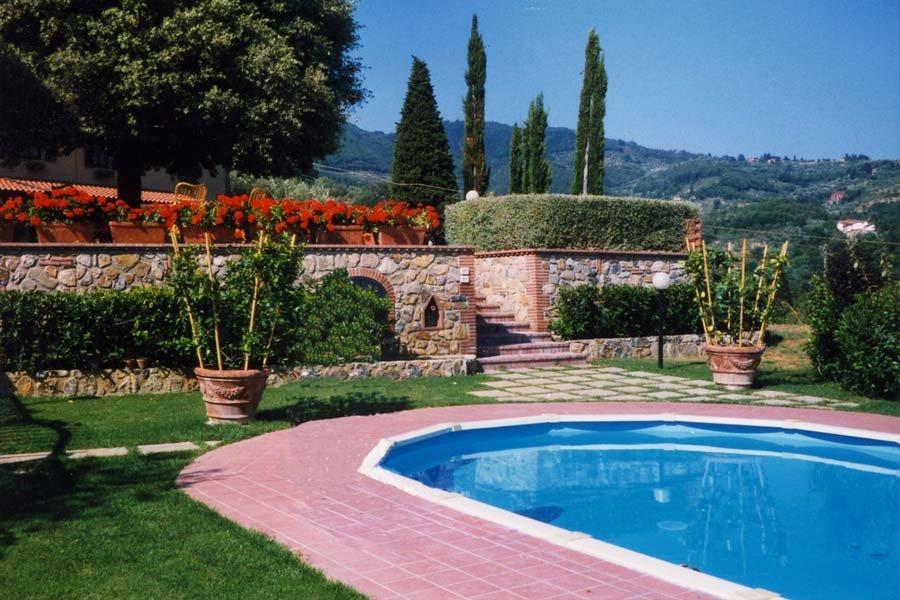 Collina Toscana Resort Agriturismo - Spazi esterni