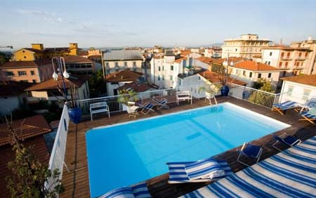 Golf Hotel Corallo - Piscina all'aperto