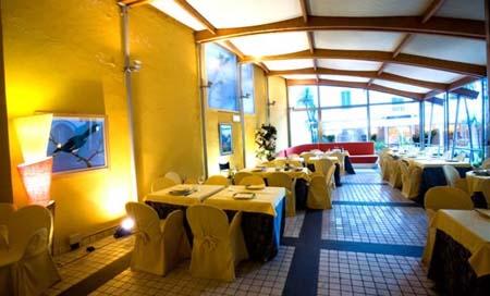 Golf Hotel Corallo - Ristorante