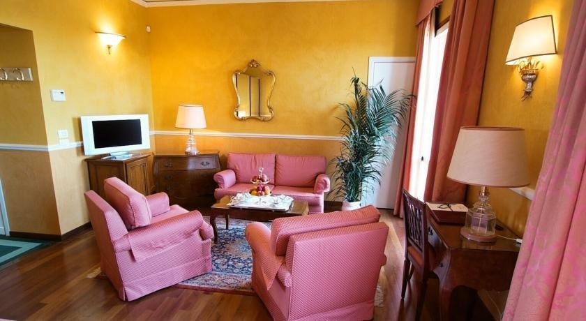 Grand Hotel Tamerici & Principe - Interni
