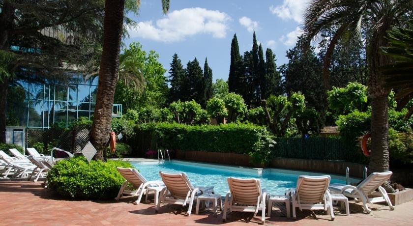 Grand Hotel Tamerici & Principe - Piscina all'aperto