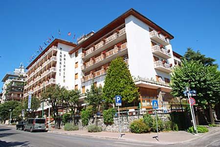 Grand Hotel Tamerici & Principe - Esterno struttura