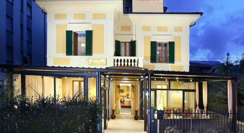 Hotel Alassio Montecatini Terme
