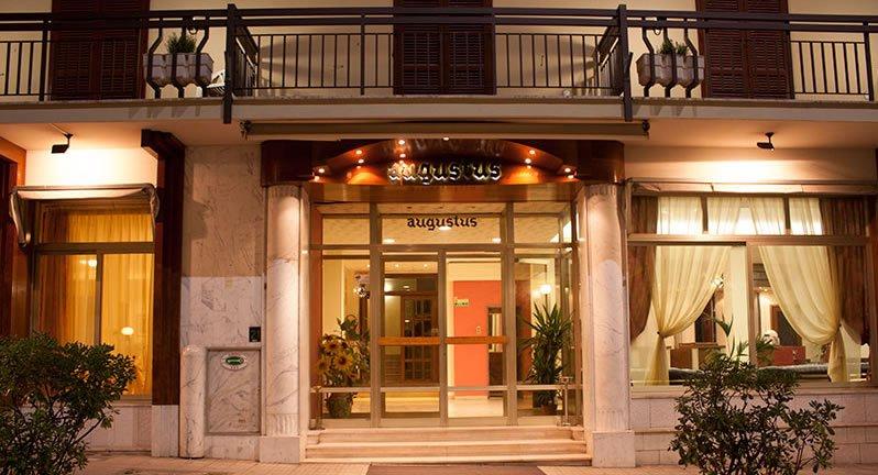 Hotel Augustus Montecatini Terme