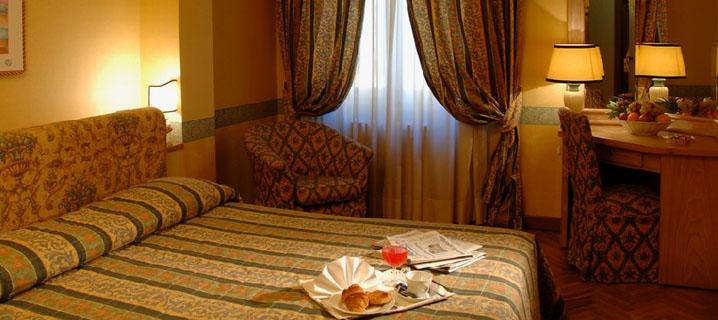 Hotel Giglio Montecatini Terme