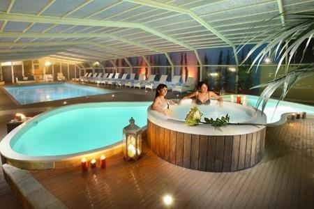 Hotel Manzoni - Vasca idromassaggio