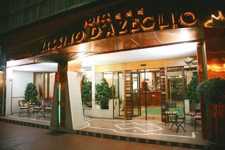 Hotel Massimo d'Azeglio - Esterno struttura