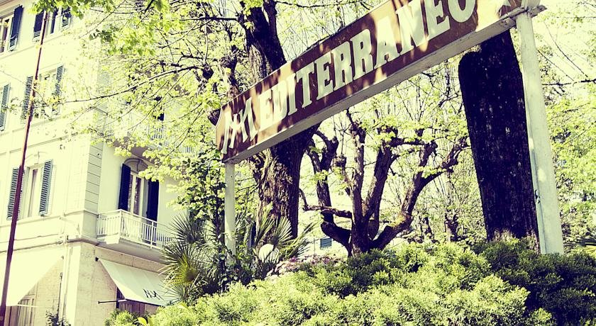 Hotel Mediterraneo Montecatini Terme