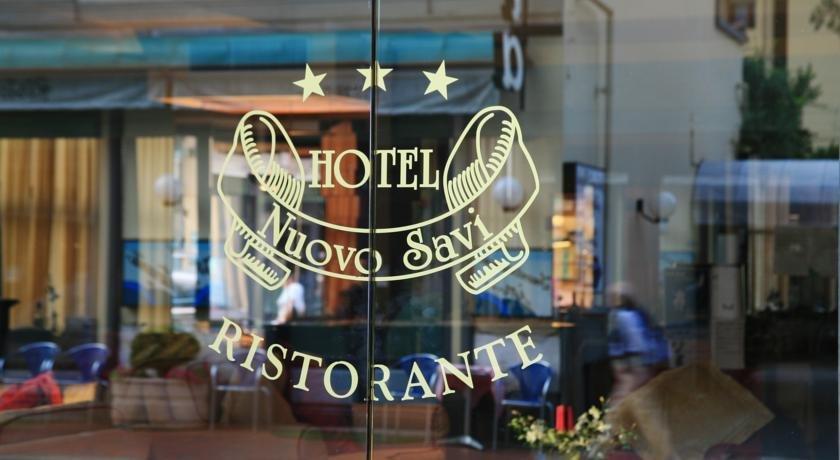 Hotel Nuovo Savi - La struttura