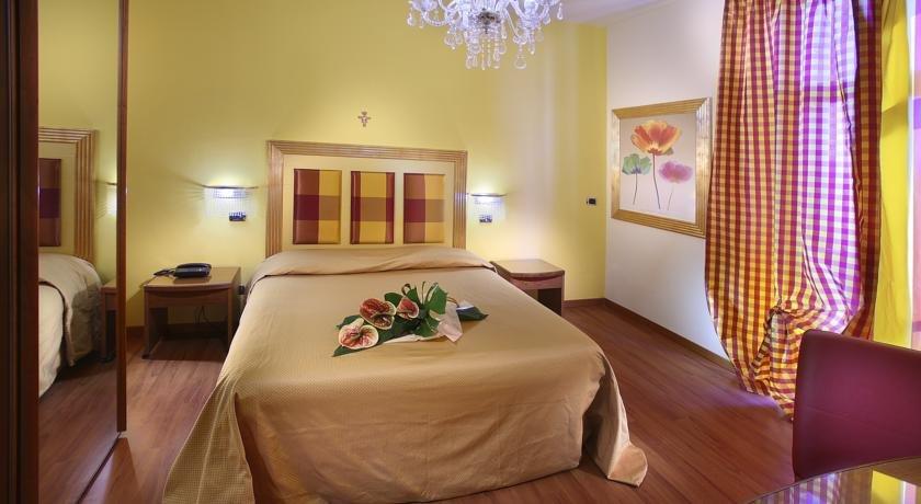 Hotel Nuovo Savi - Una camera