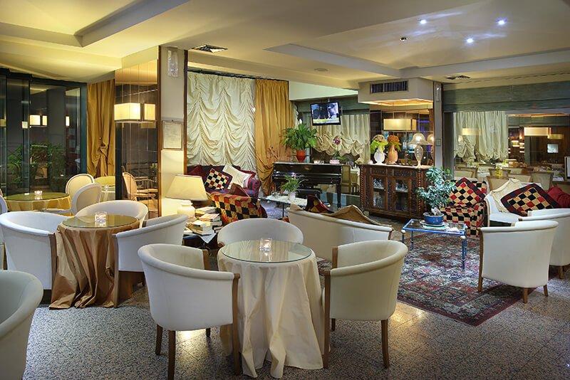 Hotel Nuovo Savi - Spazi interni