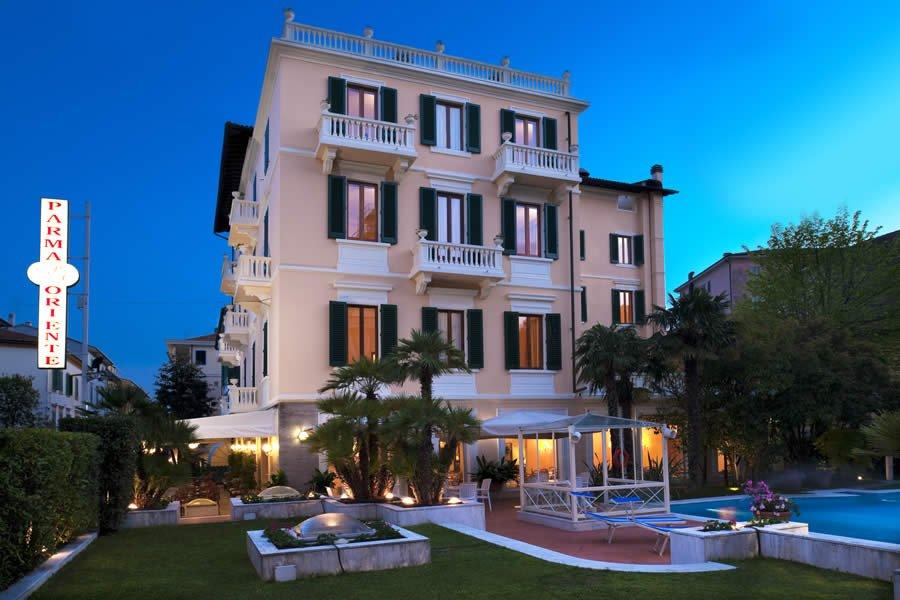 Parma Hotel  Stelle