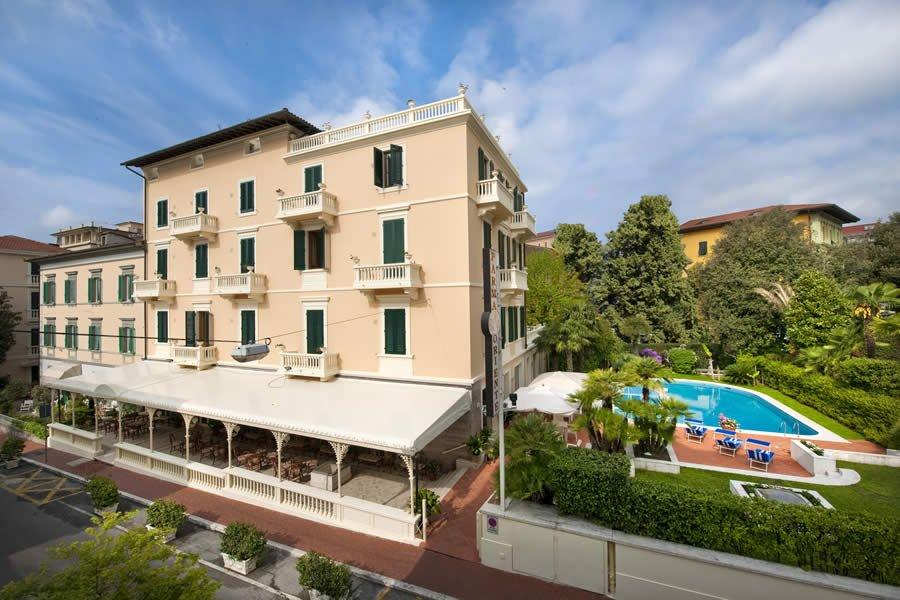 Hotel Parma e Oriente - La struttura