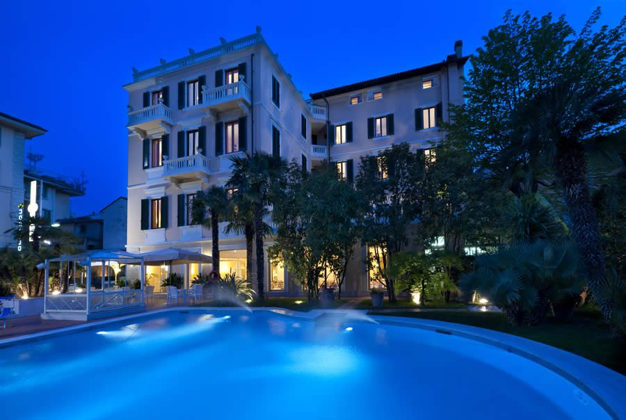 Hotel Parma e Oriente Montecatini Terme