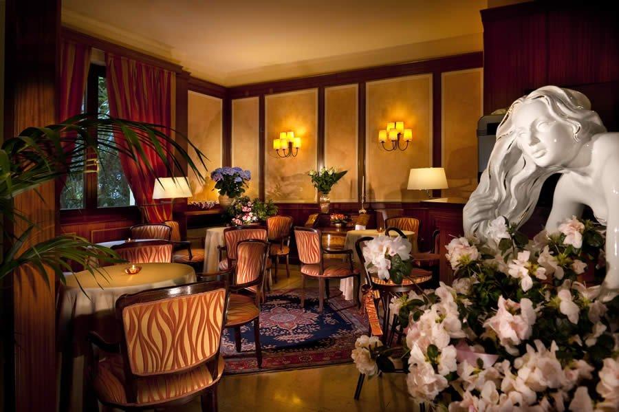 Hotel Parma e Oriente - Interni