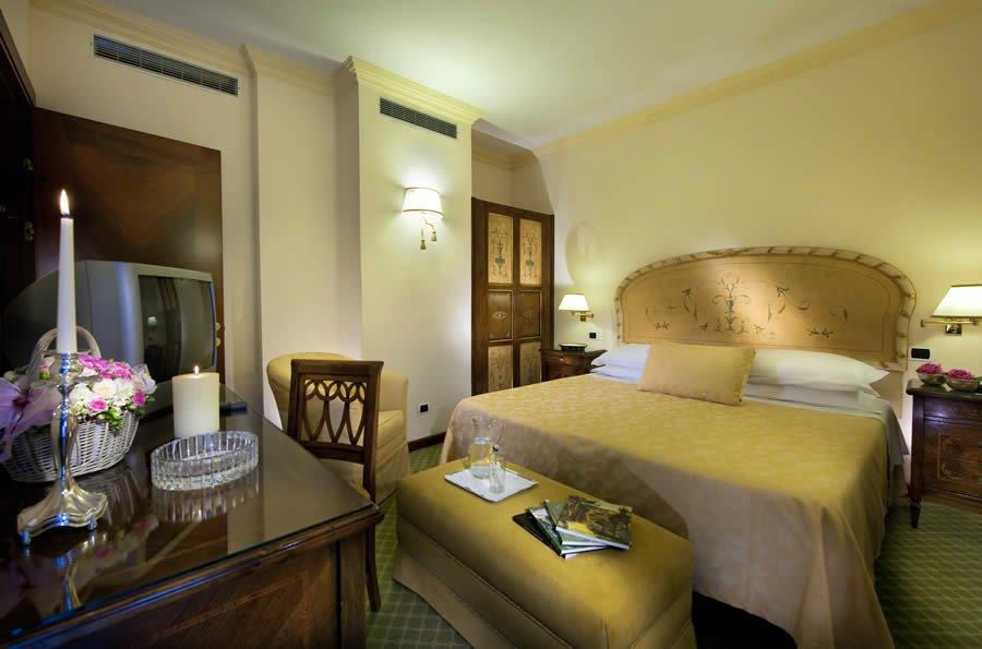 Hotel Parma e Oriente - Una camera