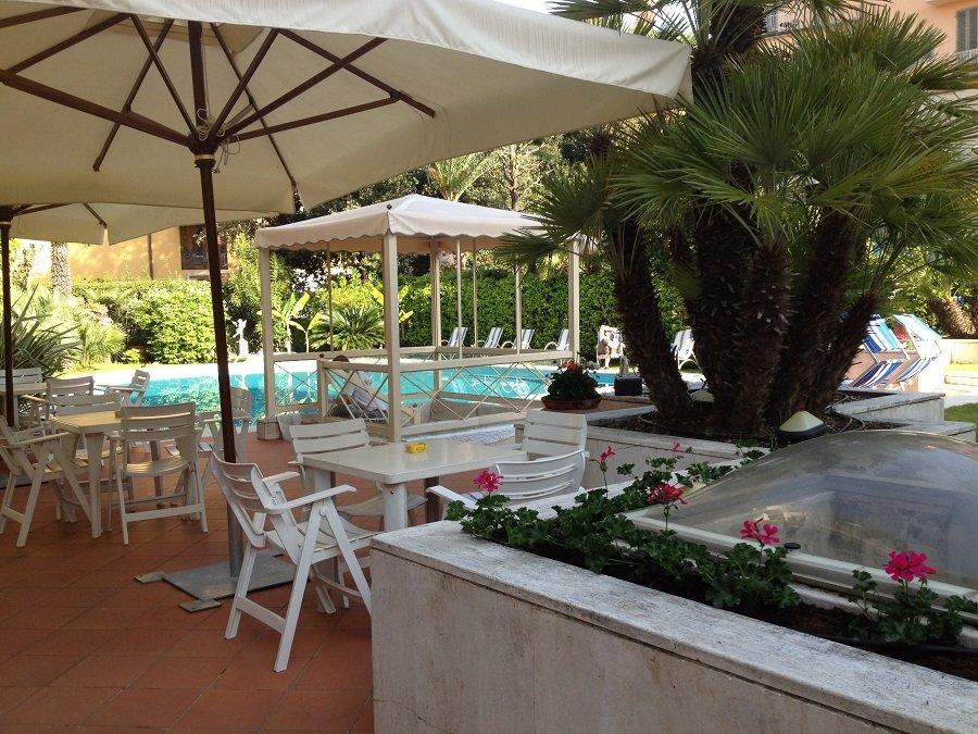 Hotel Parma e Oriente - Spazi esterni