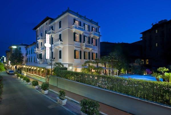 Hotel Parma e Oriente - Esterno struttura