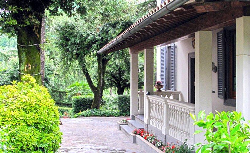 Hotel Villa Maria - La struttura