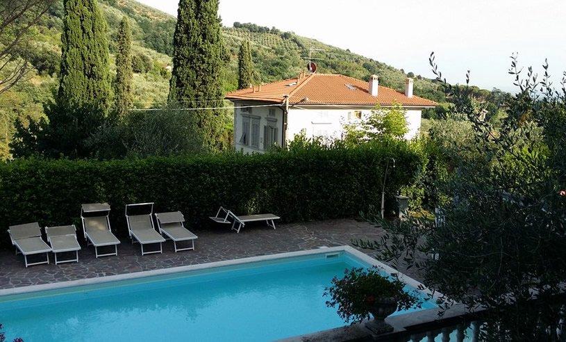 Hotel Villa Maria - Piscina all'aperto