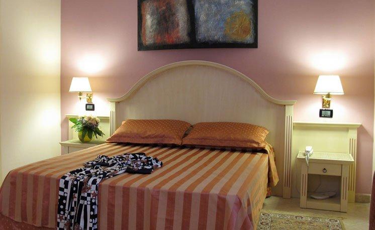 Hotel Villa Maria - Camera Deluxe