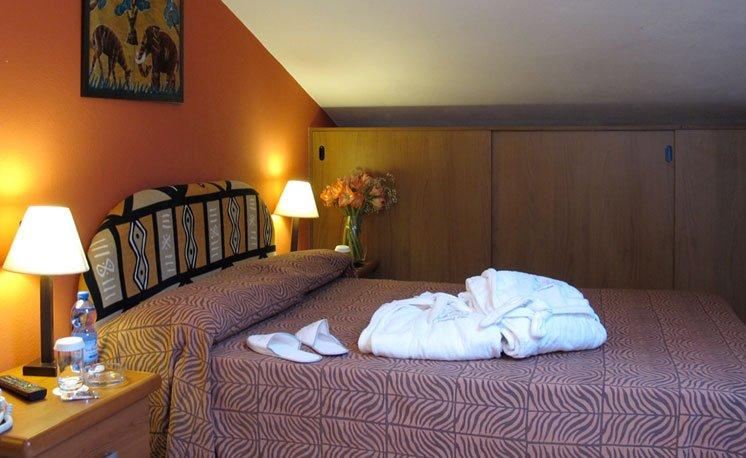 Hotel Villa Maria - Camera Mansarda