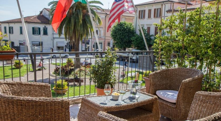 Park Hotel Moderno Montecatini Terme